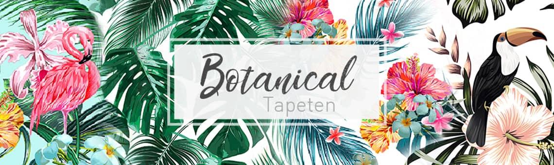 Botanical Dschungel Tapeten