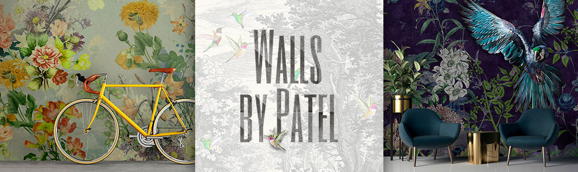Walls by Patel livingwalls