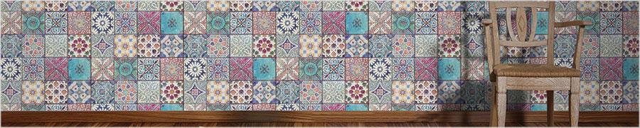 Mosaik-Tapeten
