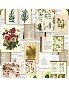158825 Greenhouse Rasch-Textil Vliestapete