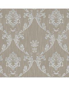 306583 Metallic Silk Architects Paper Textiltapete