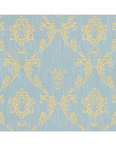 306586 Metallic Silk Architects Paper Textiltapete