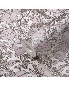 A377565 Floral Impression Architects-Paper Tapete, Vliestapete