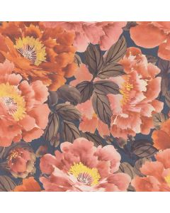 R408348 Kimono Rasch Tapete, Vinyltapete