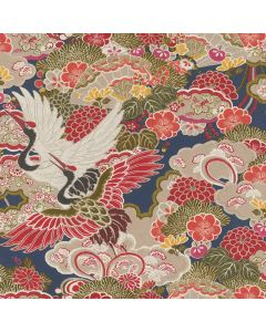 R409352 Kimono Rasch Tapete, Vinyltapete