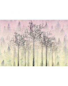 DD118010 Atelier 47 Fototapete, Trees Artwork 4