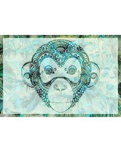DD118095 Atelier 47 Fototapete, Monkey Pattern 1