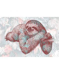 DD118130 Atelier 47 Fototapete, Sloth Design 1