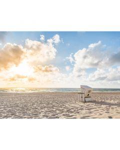 DD118656 Designwalls Fototapete, Beach Chair