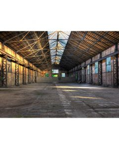 DD118748 Designwalls Fototapete, Old Hall