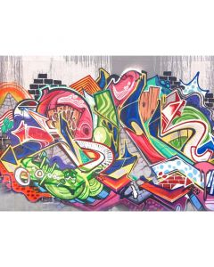 DD118790 Designwalls Fototapete, Graffiti