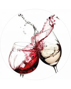 DD119183 Designwalls 2.0  Fototapete, Wine Glasses
