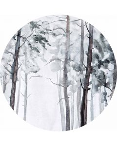 DD119188 Designwalls 2.0  Fototapete, Watercolour Forest