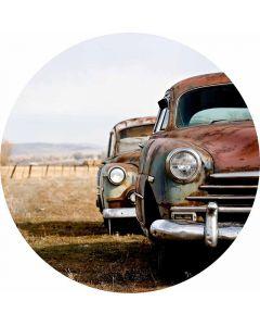 DD119197 Designwalls 2.0  Fototapete, Old Rusted Cars