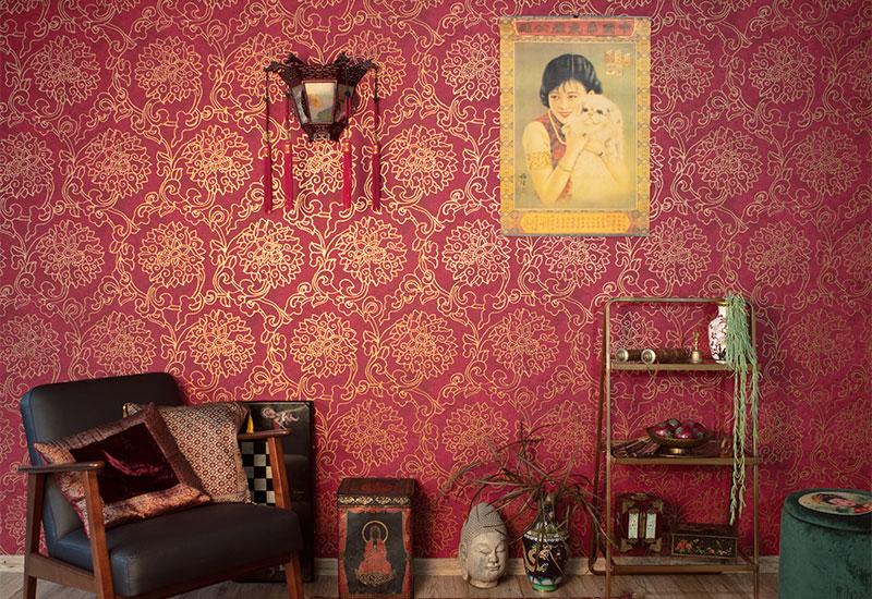 Tapeten im asiatischen Stil – Japan & China für die Wand