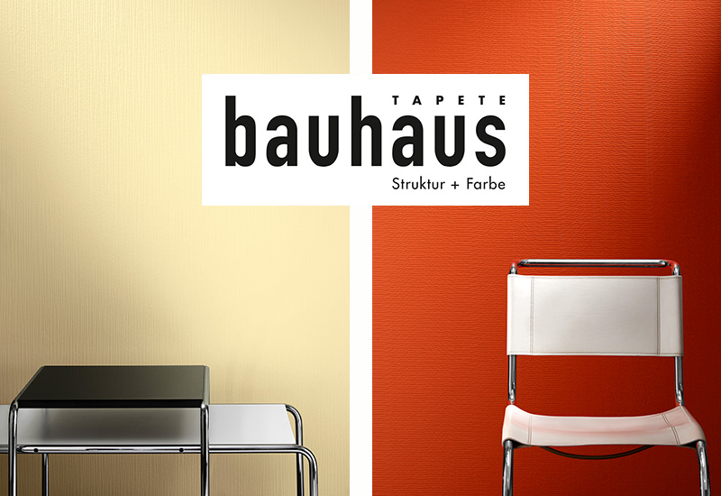 Bauhaus Tapete - Konzept & Geschichte