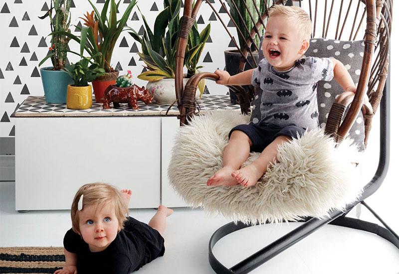 Unisex-Kindertapeten: Neutrale Tapeten für Kinderzimmer
