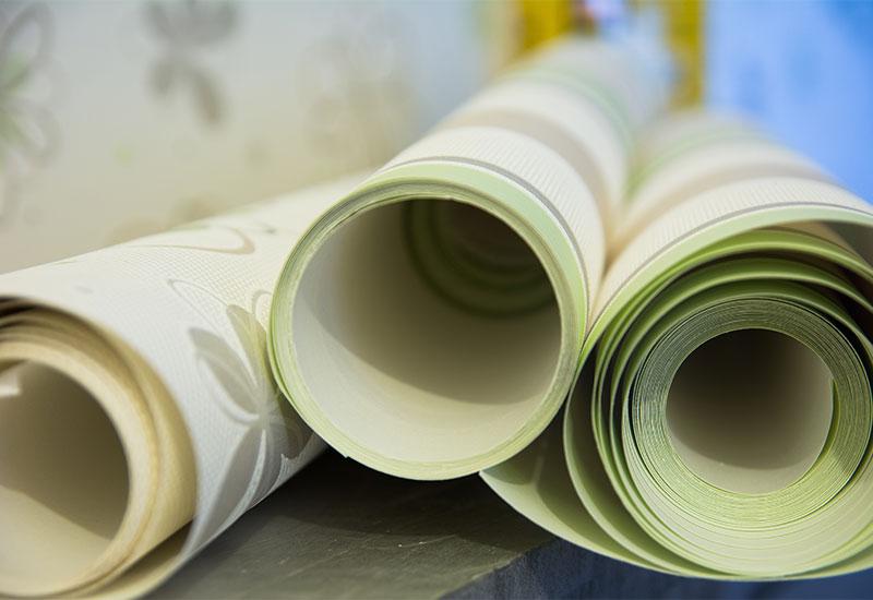 Was sind Vinyltapeten? Eigenschaften, Vorteile & Nachteile