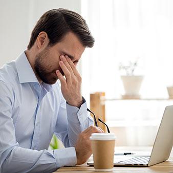 Kopfschmerzen durch elektromagnetische Strahlung