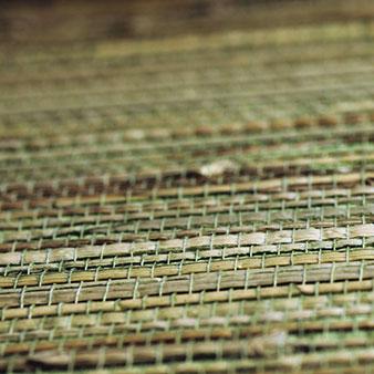 Grasscloth Tapete