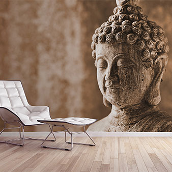 Buddha Tapete DD118664 Designwalls Asian Culture 1