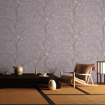 Asiatische Tapete 379122 Metropolitan Stories 2 livingwalls