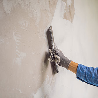 Tapezierfehler Wand vorbereiten
