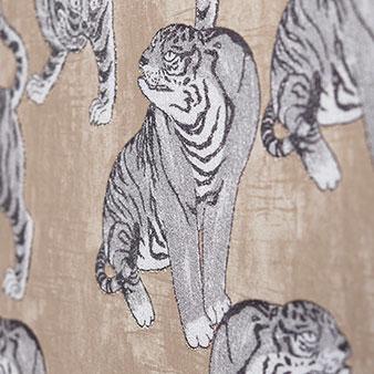 Felix Diener Tapete Tiger