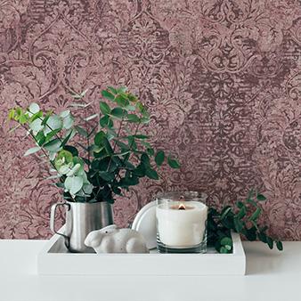Ornament Tapete 380932