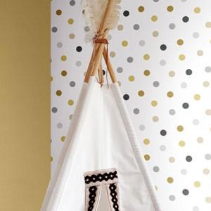 Unisex-Kindertapete 139042 Let's Play Rasch Textil